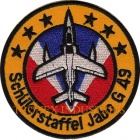 Machine Embroidered Patch - SCHULERSTAFFEL JABO G 49