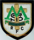 Embroidered Bullion Patch - RFC Badge